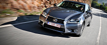 Lexus GS Getting 2-Liter Turbo in Japan