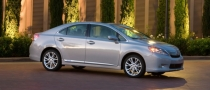 Lexus HS 250h, 10,000 and Counting