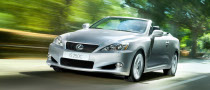 Lexus IS 250C Australian Pricing Released