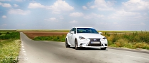 Lexus IS 300h F Sport Original Pictures