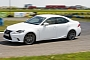 Lexus IS 300h F Sport Tested