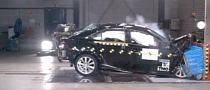 Lexus IS 300h Awarded 5-Star Euro NCAP Safety Rating [Video]