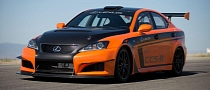 Lexus IS-F CCS-R Racer Ready for Pikes Peak 2012 [Photo Gallery]