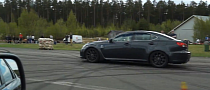 Lexus IS-F Races a 420 HP Volvo S40 [Photo Gallery]