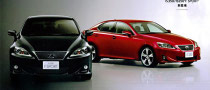 Lexus IS Gets LEDs, Tweaks for 2011