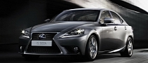 Lexus IS UK Pricing Released