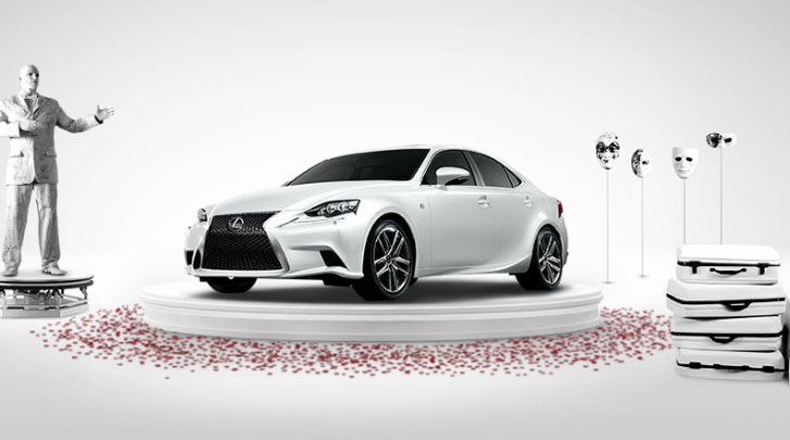 Lexus Launches the 2014 IS Amazing Mix Experience [Video]