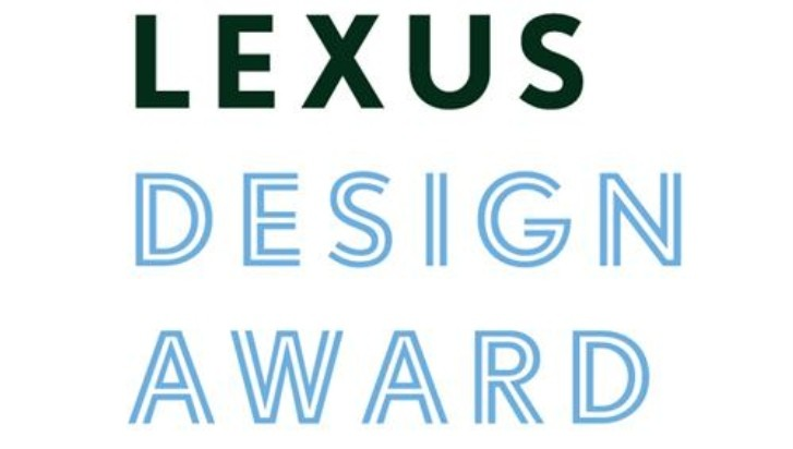 Lexus Launching its Second Design Award