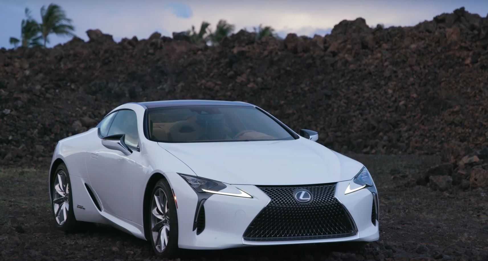 Lexus Lc500 Gets One Take Review From Matt Farah