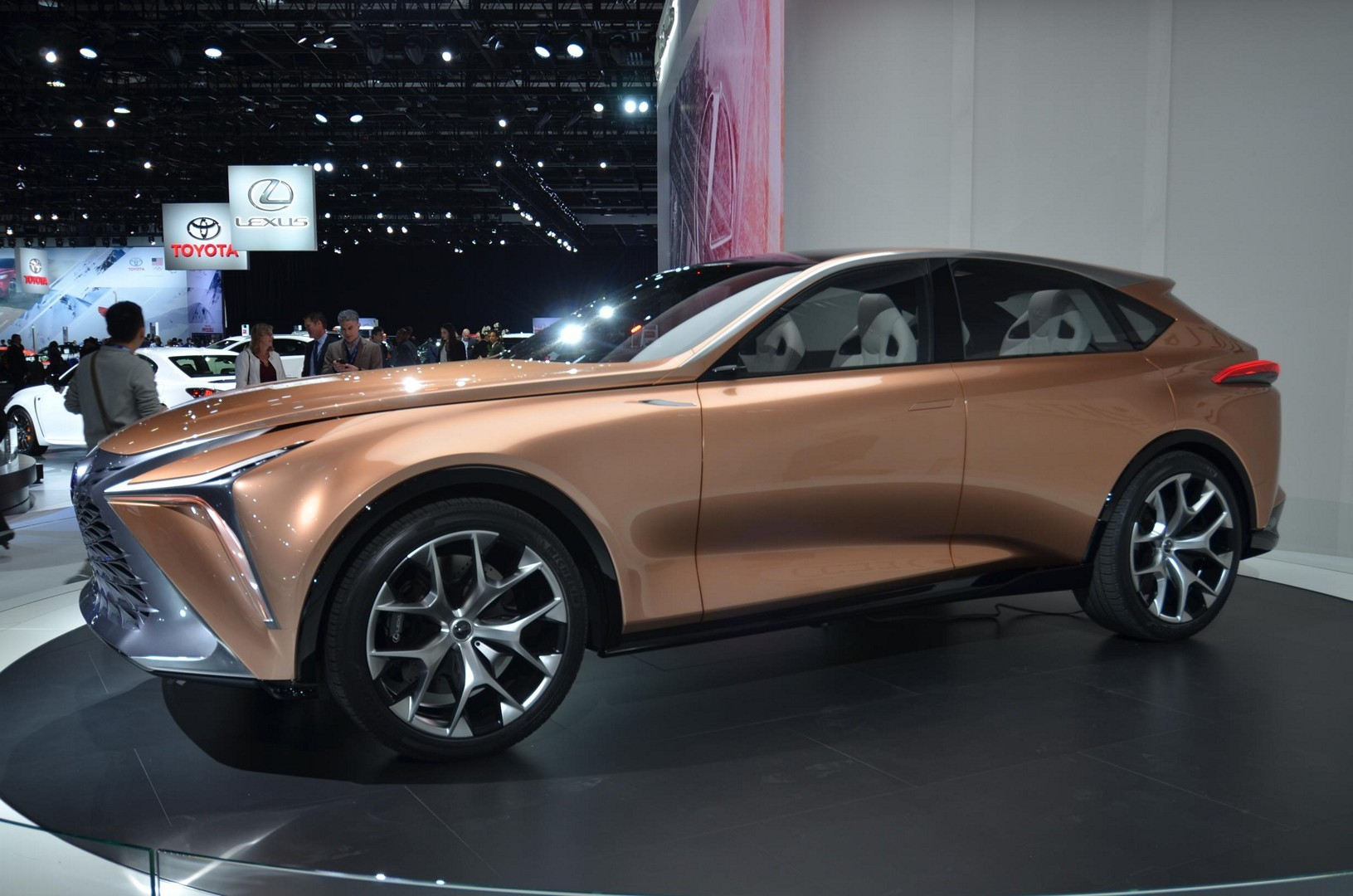 Lexus Lf 1 Limitless Rumored To Enter Production Could Feature Twin