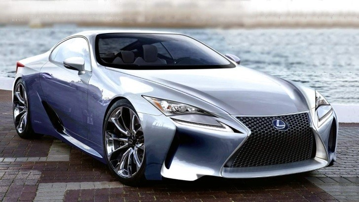 Lexus LF LC Said To Revive The SC Model In 2017