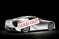 Sorry, guys! Lexus LFA sold out