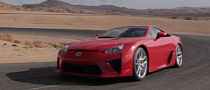 Lexus LFA Once Again Amazes Motor Trend [Video]
