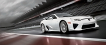 Lexus LFA to Make US Debut at SEMA
