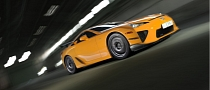 Lexus LFA with Nurburgring Package Posts 7:14 Time on the 'Ring?