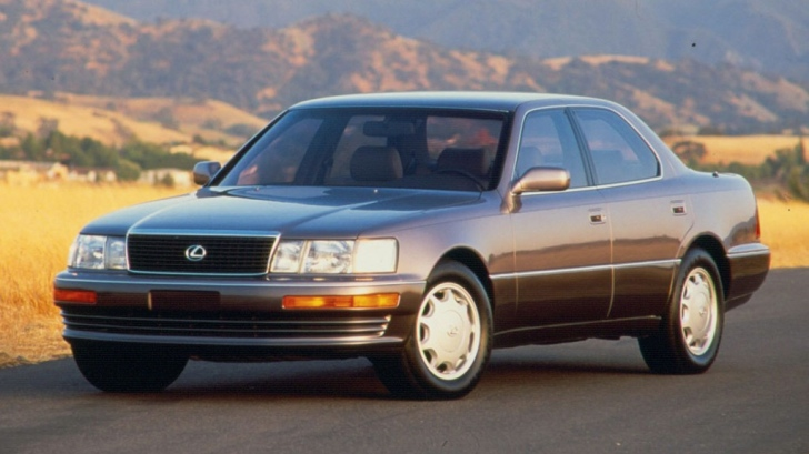 Lexus Ls 400 Donated To Young Mothers Foster Home