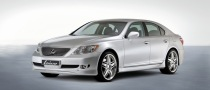 Lexus LS460, Lorinser's First Asian