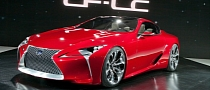 Lexus Might Build LF-Lc Due to Strong Demand