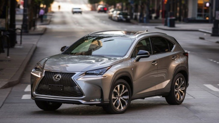 lexus nx chief engineer wants an f version compact crossover autoevolution. Black Bedroom Furniture Sets. Home Design Ideas