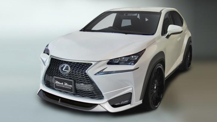 Lexus Nx Wald Black Bison Body Kit Coming In 2015