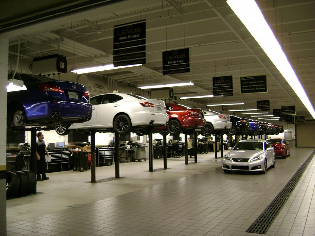 Ford Dealership Las Vegas >> Lexus of Las Vegas, the First EB Gold Certified Building in Nevada - autoevolution