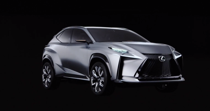lexus on the lf nx turbo design. Black Bedroom Furniture Sets. Home Design Ideas