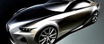 Lexus Planning M3-Rivaling IS-F Coupe