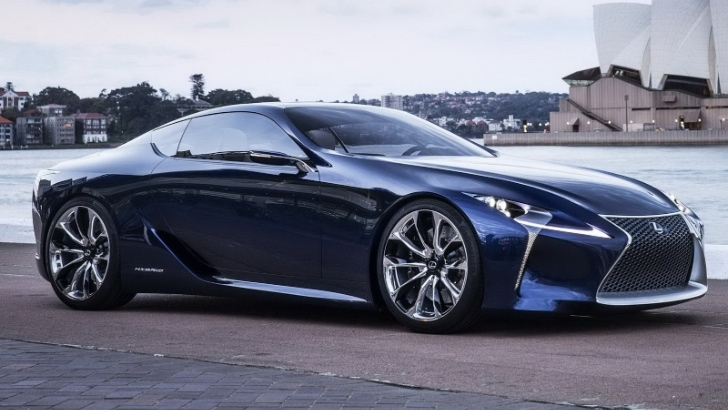 New Lexus Sports Car  Price