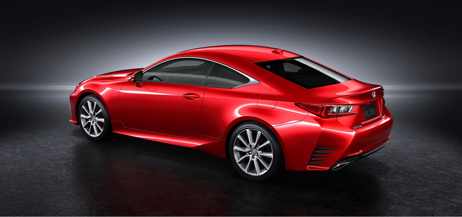 Lexus Rc 350 F Sport To Debut At Geneva Motor Show 2014