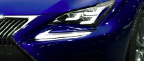 Lexus RC F Teased in New Photo