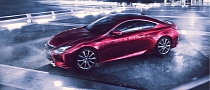 Lexus RC Officially Revealed, Comes With 3.5-Liter V6 and Hybrid Engines