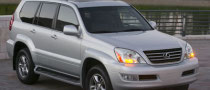 Lexus Recalls 2009 GX in the US