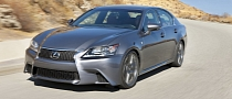 Lexus Recalls 2013 GS F Sport Sedan