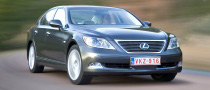 Lexus Recalls 214,500 LS, IS and GS Models