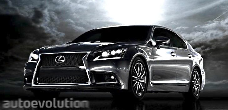 Lexus Releases First Official Shot of the New LS