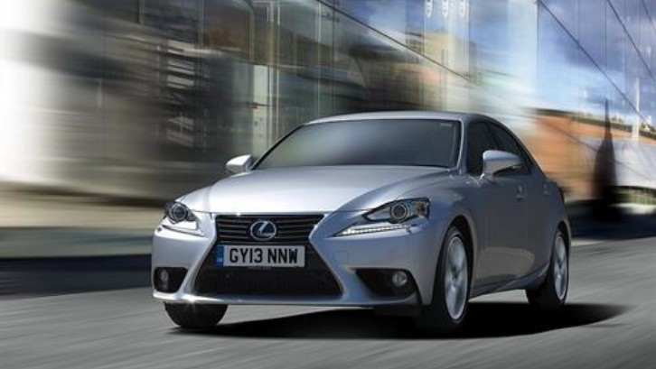 Lexus Retaining Best Cars & Dealers Title