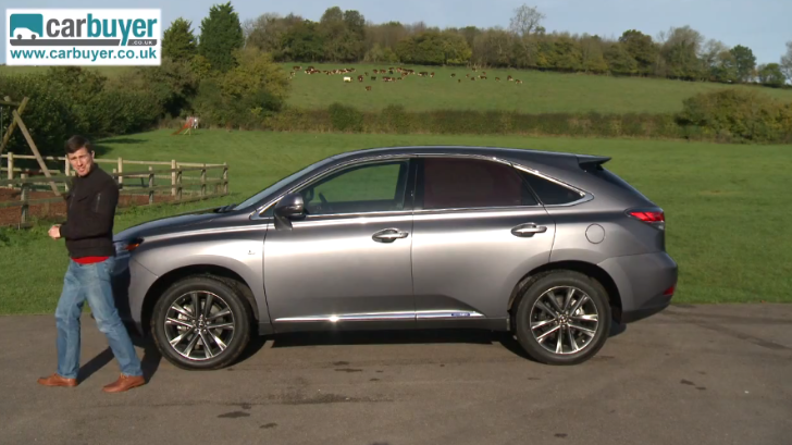 Lexus RX 450h F Sport Review By CarBuyer