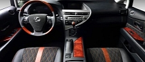 Lexus RX 450h Gets Bespoke Interior from Carlex Design [Photo Gallery]