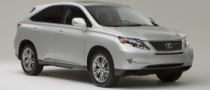 Lexus RX Reaches Third Generation