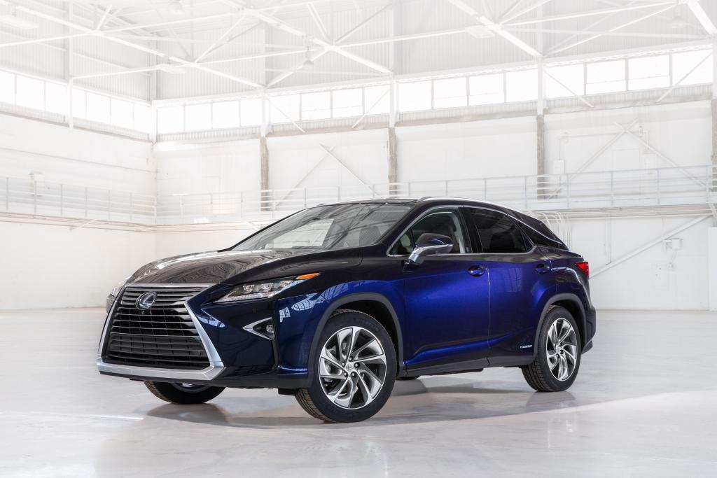 Lexus rx to gain long wheelbase variant at 2017 tokyo for Tokyo motor show lexus