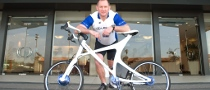 Lexus Sponsors Great British Bike Ride