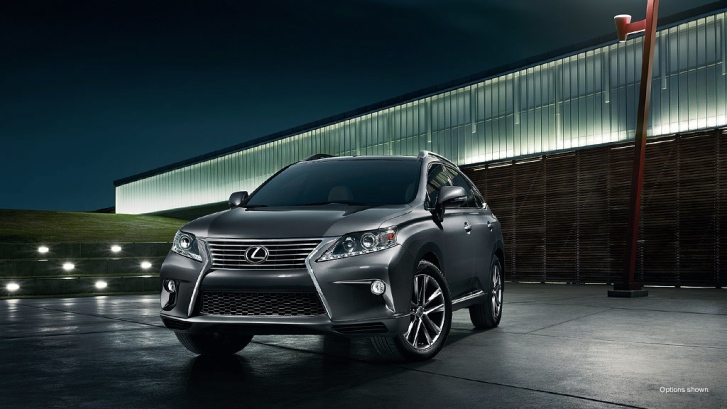 Lexus Takes Another Trophy Home Rx 2014  Best Car For Families Video 78490_1