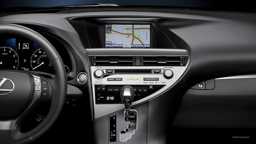 Lexus 3 Row Suv >> Lexus Takes Another Trophy Home - RX 2014 Best Car for Families - autoevolution