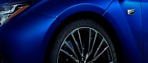 Lexus Teases New RC F Ahead of Detroit