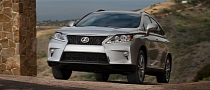 Lexus to Boost RX Production in Canada