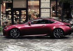 Lexus Unveils RC Sports Coupe at 2013 Tokyo Show [Photo Gallery]