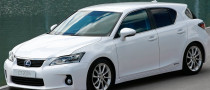 Lexus Wants to Sell 1,000 CT 200h Hatches a Month