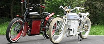 Liberator, the Vintage Electric Cycles [Photo Gallery][Video]