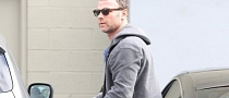 Liev Schreiber Bulks Up With Audi S7