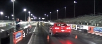 Lightly-Modded Camaro ZL1 Runs 10-Second Quarter Mile [Video]